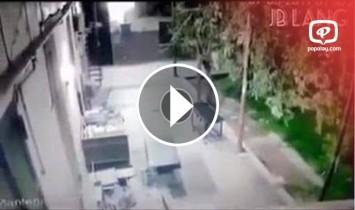 ျပည္သူ႔ ေဆးရံုၾကီး ရင္ခြဲရံုတစ္ခုမွာ ဝိညာဥ္မ်ား သြားလာလွဴပ္ရွားေနသည့္ ရုပ္သံ CCTV ကင္မရာမွ တစ္ဆင့္ ရိုက္ကူးရရွိ
