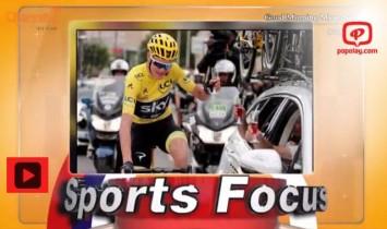 Tour de Frane တြင္ (၃)ႏွစ္ဆက္တုိက္ဗိုလ္ဆြဲခဲ့သည့္ ခရစ္ဖရြန္း
