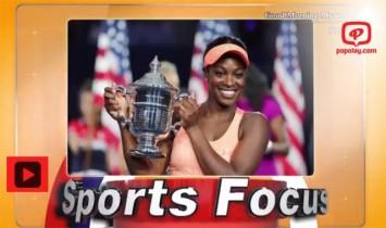 US Open တြင္ပထမဆံုးအႀကိမ္ဗိုလ္စြဲခဲ့သည့္ ဖတီဖန္