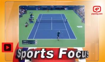 US Open တြင္(၃)ႀကိမ္ေျမာက္ဗိုလ္စြဲႏုိင္ခဲ့သည့္ ရာေဖးလ္နာဒယ္