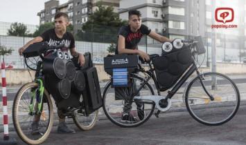 ဆယ္ေက်ာ္သက္လူငယ္ေတြ ဖန္တီးထားတဲ့ စပီကာစက္ဘီးမ်ား