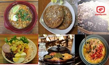လူၾကိဳက္အမ်ားဆံုး ျမန္မာ့ရိုးရာအစားအစာ (၁၀)မ်ိဳး - Top Ten Traditional Food in Myanmar You Must Try