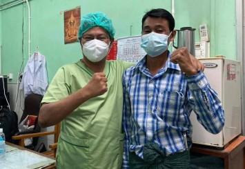 ရန်ကုန်ဆေးရုံကြီးက ဆရာဒေါက်တာနန္ဒဝင်းရေးတဲ့စာ